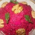 Somonlu pancar salatası artık somonlu pancar salatası tarifi