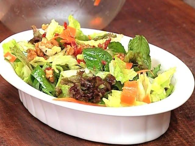 Bahar Salatası Nasıl Yapılır —