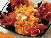 Bresola ve Kavun Salatası Tarifi