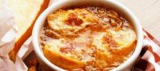 Fırında Soğan Çorbası Tarifi