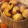 Kuru Kayısılı Çörek