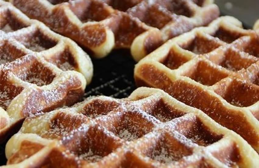 Waffle Hamuru Tarifi Malzemeler — Resimli Yemek Tarifleri