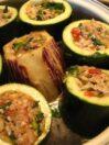 Fıstıklı Patlıcan Dolma tarifi