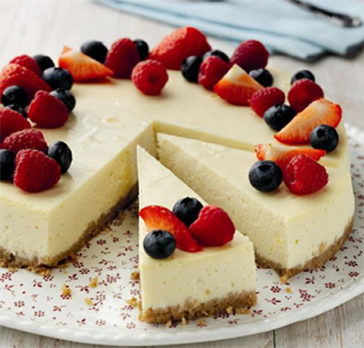 New York Usulü Cheesecake Tarifi | Yemek Kültürü