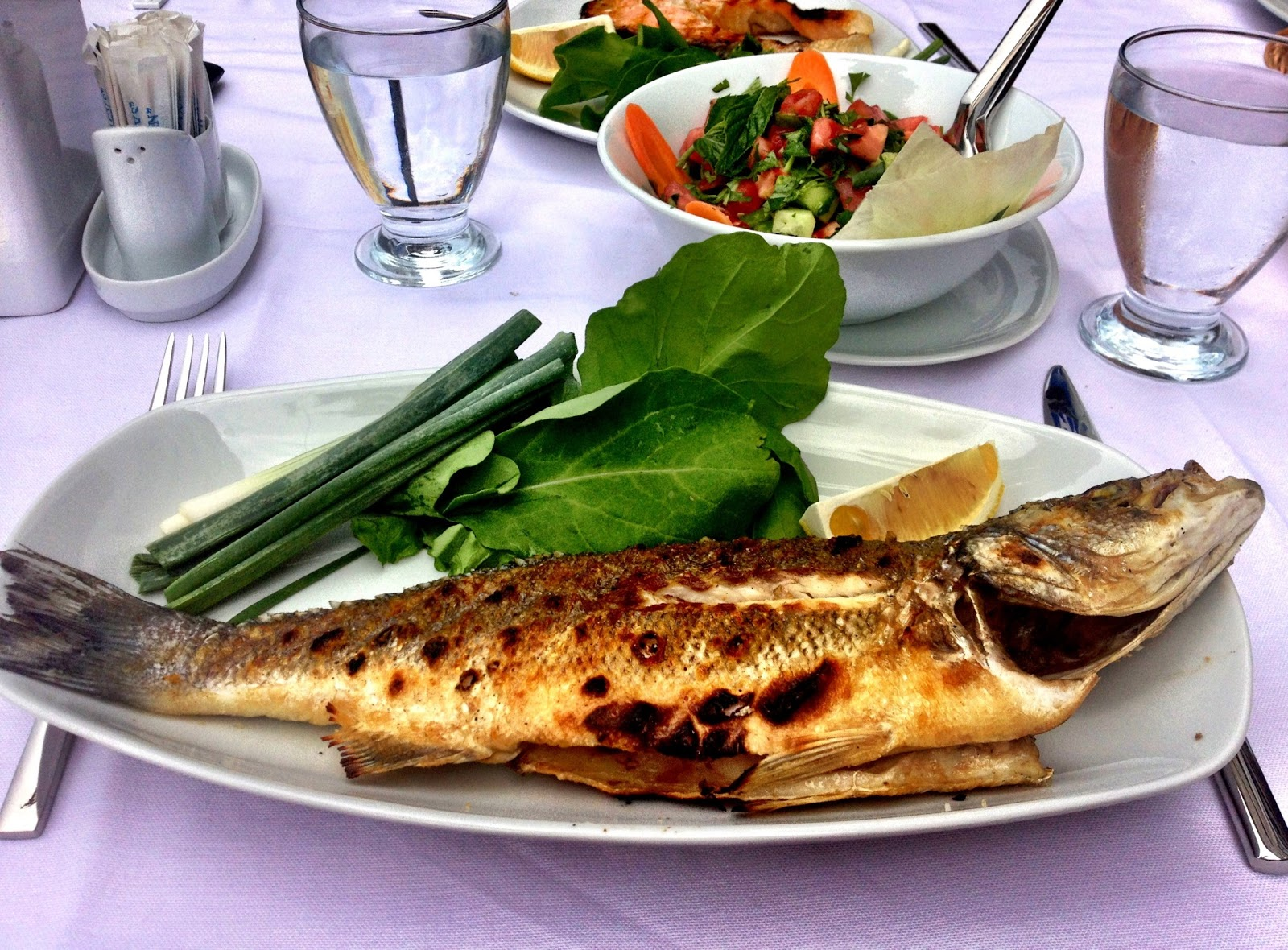 En yi bal k restaurantlar yemek k lt r for Restaurant la cuisine dax