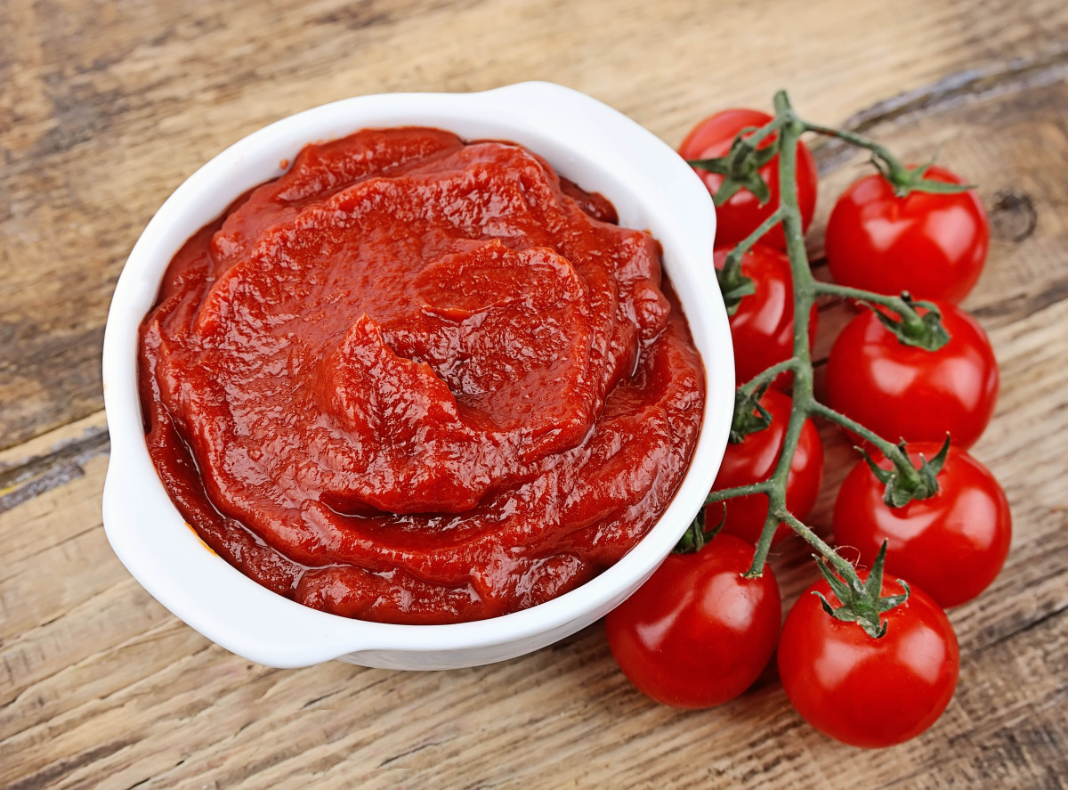 Как сделать соус для макарон из томатной пасты и майонеза